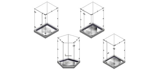 Sm Shower Enclosures