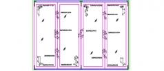 Sm WoodFold 4 Panels